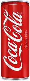SOFT Canette Coca Cola (Classique) 33cl.