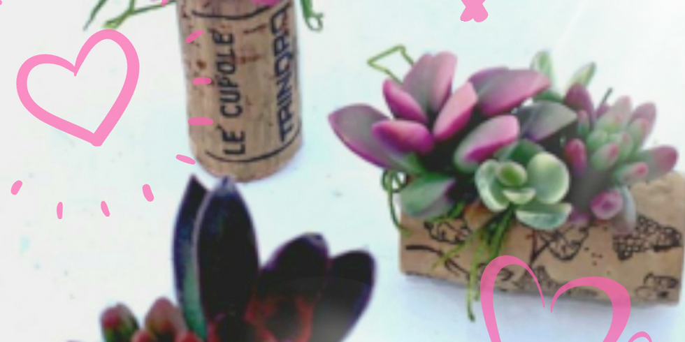 Quirky & Cute Corks (ALL DAY EVENT)