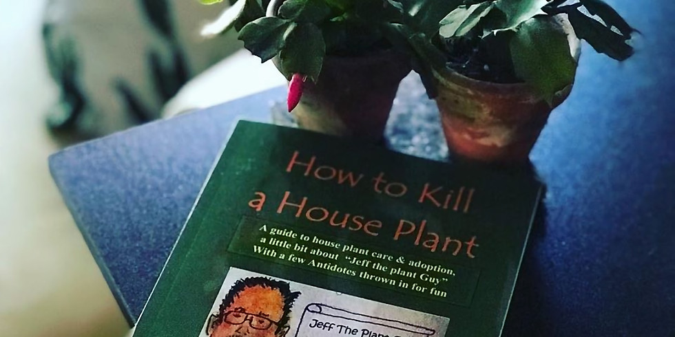 FREE How to Kill a Houseplant (basic plant care)