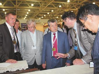 С 4 по 8 июня в Москве состоялась 14€-я международная специализированная выставка «Строитель€ная тех