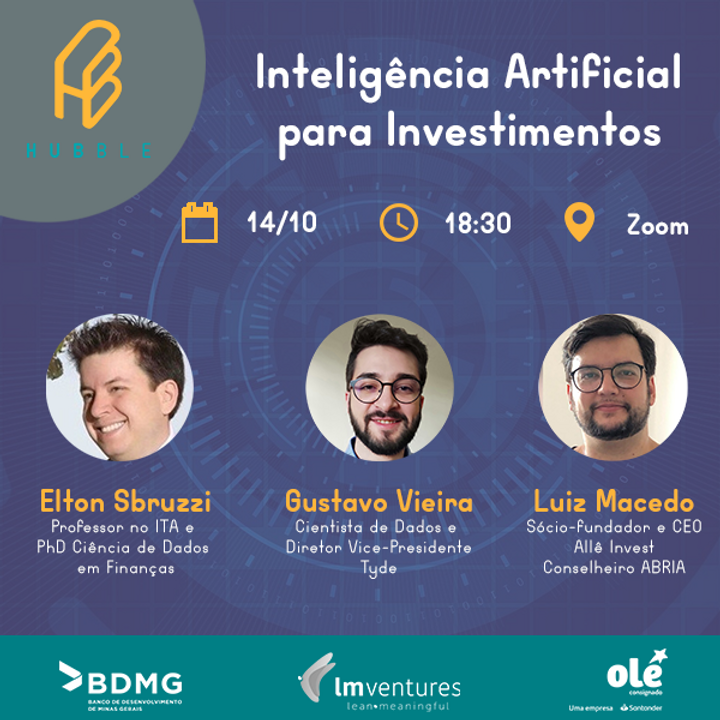 Inteligência Artificial para Investimento