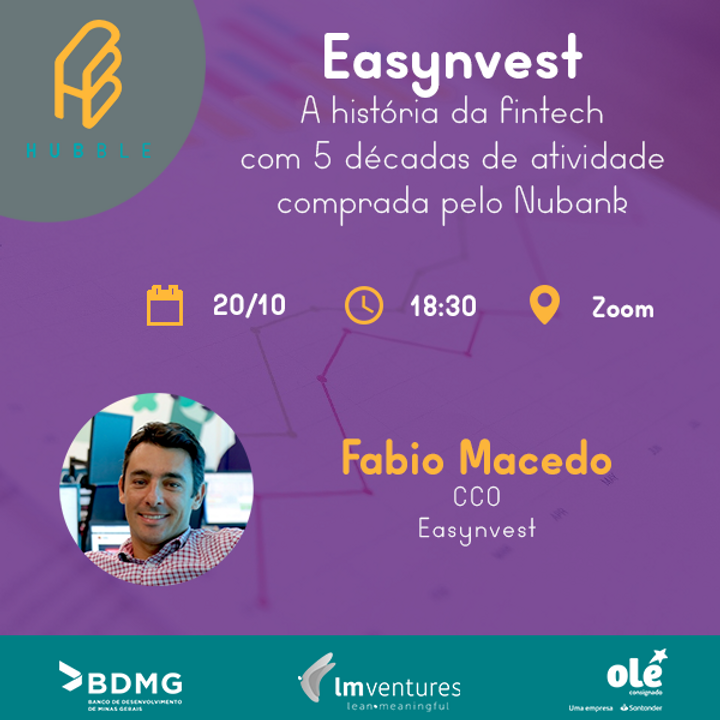 Easynvest - A história da fintech