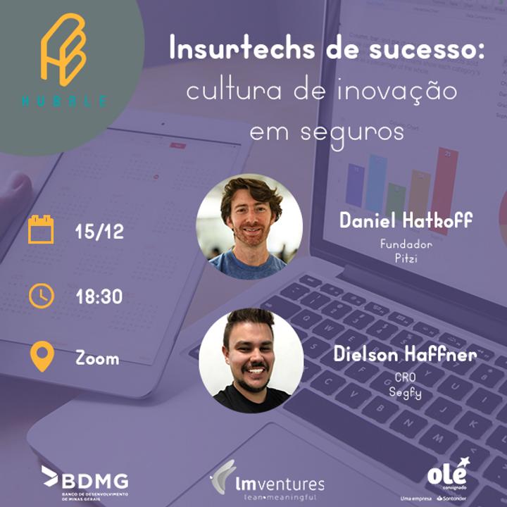 Insurtechs de sucesso: cultura de inovação em seguros