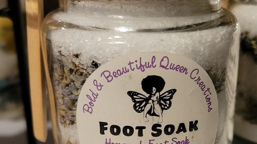 Foot Soak - 8oz