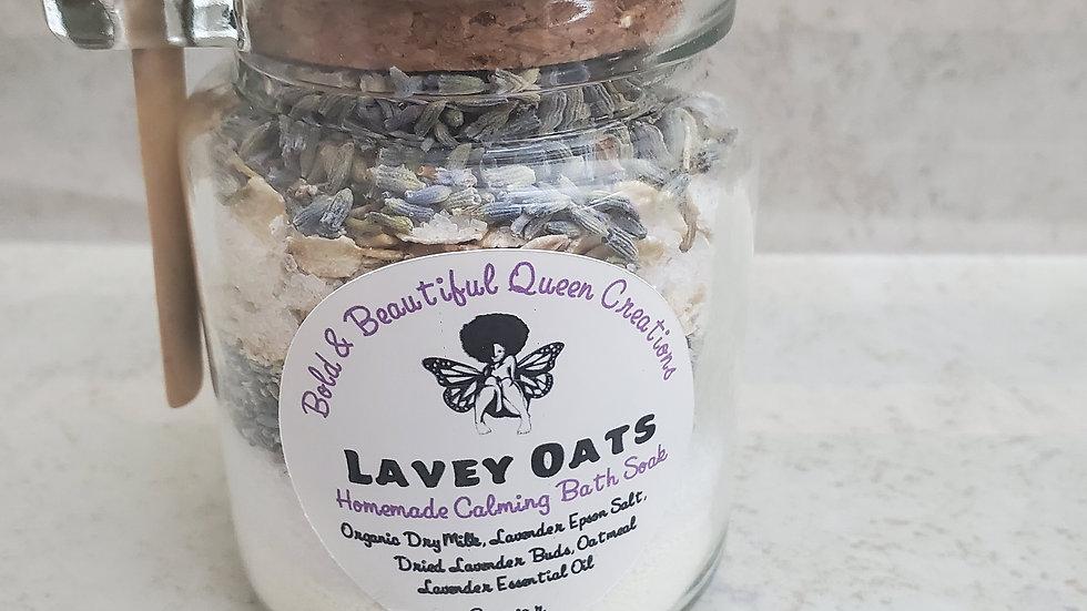 Lavey Oaks Bath Soak - 8oz jar