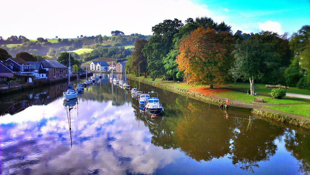 Totnes, Devon