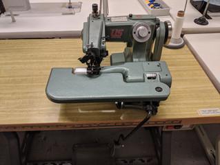 # 7- US-Stitch Line SL 718-2 Single Needle Blind Stitch