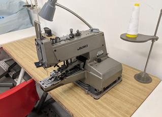 # 13 - Juki MB-375 Shank Button Sew