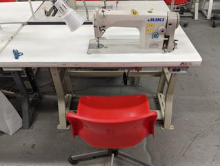 #3, #5, #6 - Juki 8700 Single Needle Straight Stitch