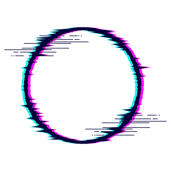 Distorted Circle - Free PNG Images, Transparent Image Instant Download