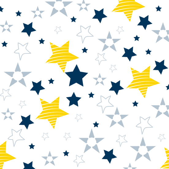 Incredible Pattern with Stars - Free PNG Images,Instant Download