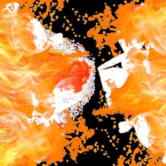 Orange Fire Flame - Free PNG Images, Transparent Image Digital Download