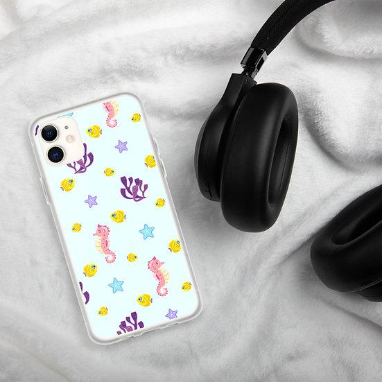 Seahorse iPhone Cases1