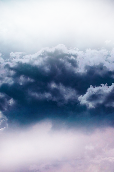 Fantastic Background with Clouds - Free PNG Transparent Image, Instant Download