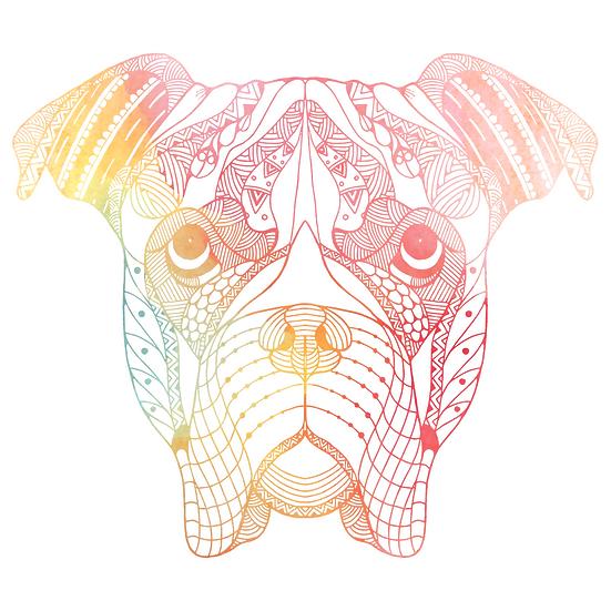 Colorful Dog Free PNG Images - Free Digital Image Download, Transparent