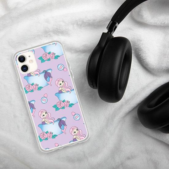 Mermaid Pink iPhone Cases1