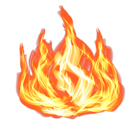 Burning Fire Flame - Free PNG Images, Transparent Image Instant Download