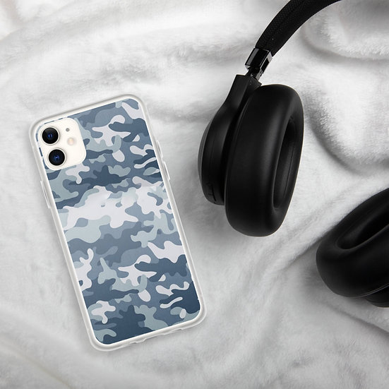 Grey Camo iPhone Cases1