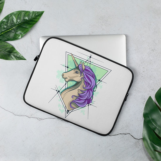 Awesome Unicorn Laptop Sleeve for MacBook, HP, ACER, ASUS, Dell, Lenovo