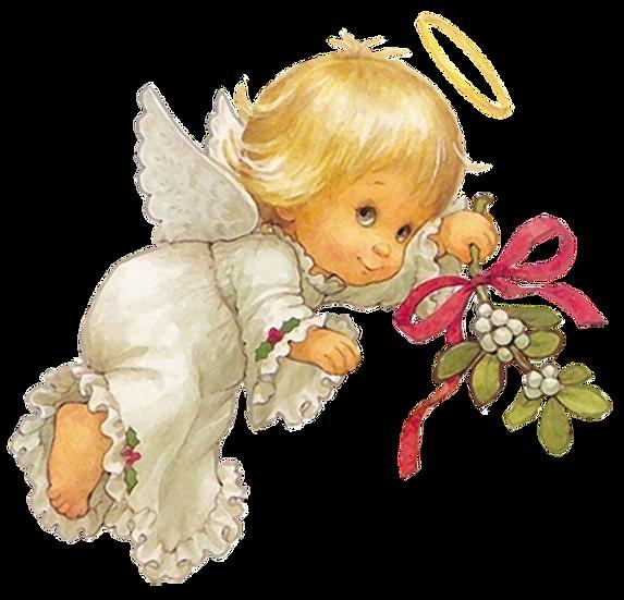 Christmas Angel Free PNG Images - Free Digital Image Download