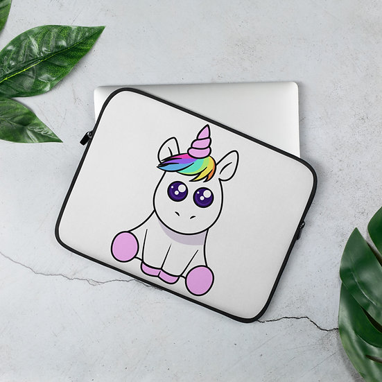 Unicorn Magical Laptop Sleeve for MacBook, HP, ACER, ASUS, Dell, Lenovo