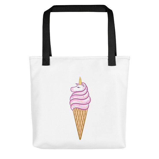 Ice Cream Unicorn Tote bag