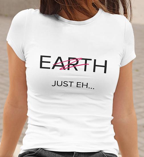 EARTH ART JUST EH Tees for Women - Women's short sleeve t-shirt