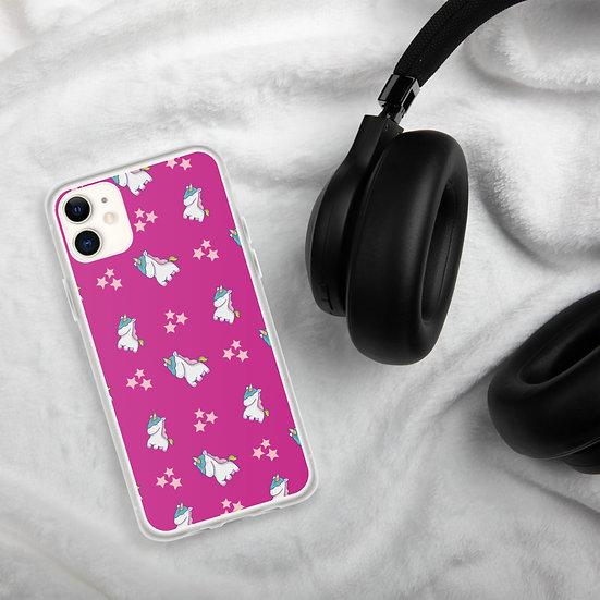 Unicorn Purple iPhone Cases1