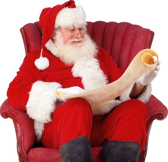 Christmas Santa Claus Clause Free PNG Images - Free Digital Image Download