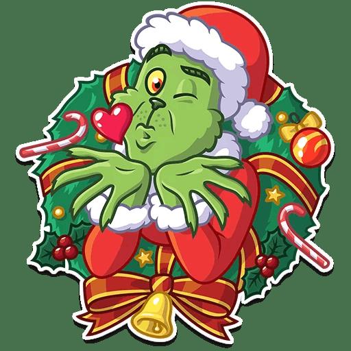 Christmas Grinch PNG Santa Claus - Free PNG Images Digital Image Download
