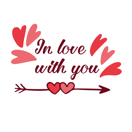 In Love with You - Free PNG Arrow Images, Transparent Image Instant Download