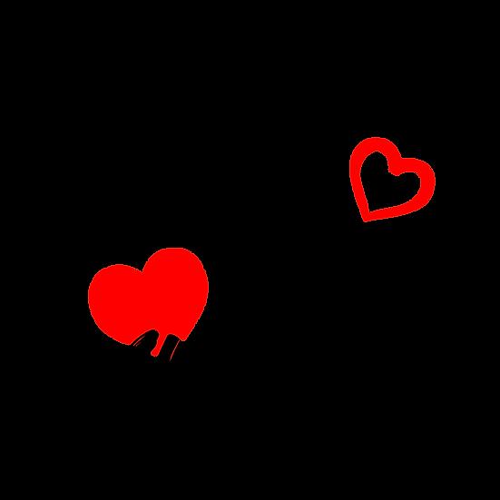 I Love Your Smile - Valentine's Day PNG Transparent Image - Instant Download