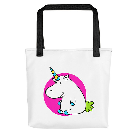 Fatty Unicorn Tote bag