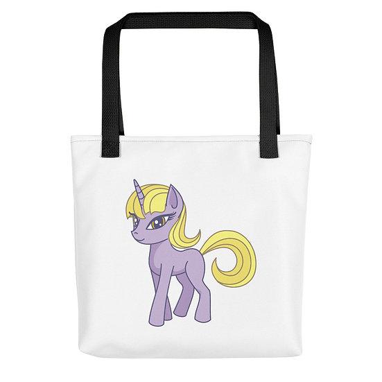Mysterious Unicorn Tote bag