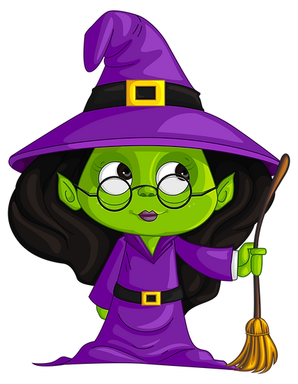 Halloween Green Elf Gnome Free PNG Images - Free Digital Image Download