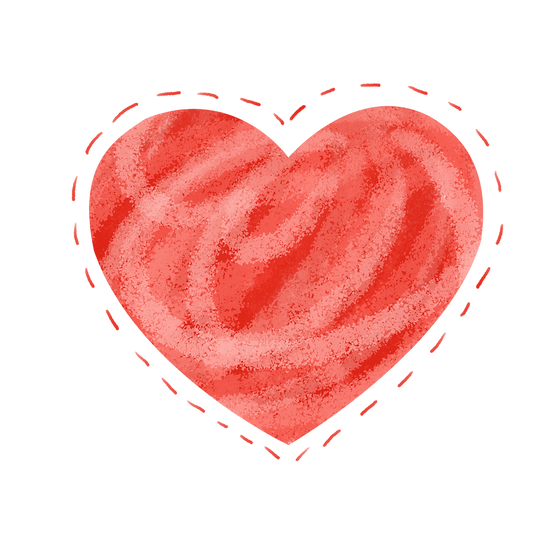 Incredible Heart Clipart - Free PNG Images, Transparent Image Digital Download