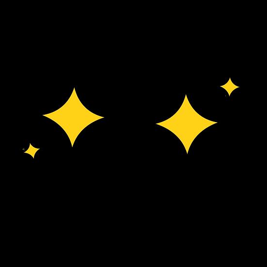 Star Eyes Emoji - Free PNG Images, Transparent Image Digital Download