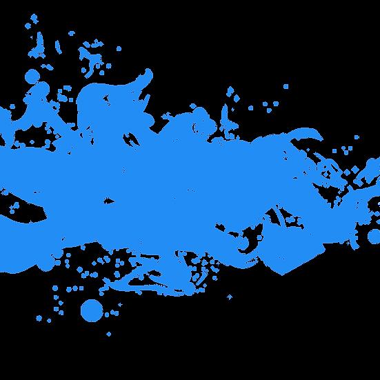 Blue Floating Smoke - Free PNG Images, Transparent Image Digital Download