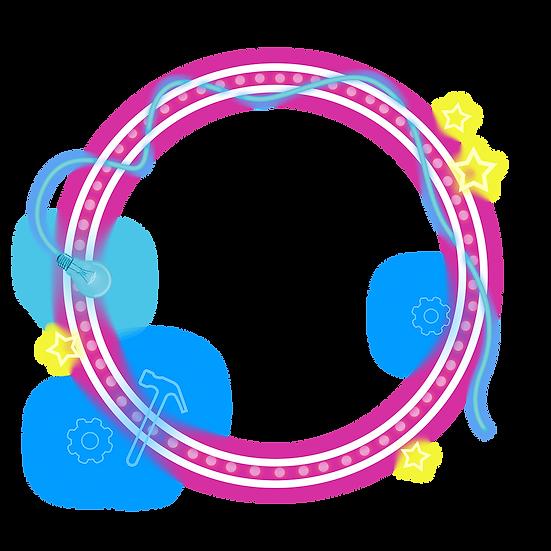 Adorable Circle - Free PNG Images, Transparent Image Digital Download