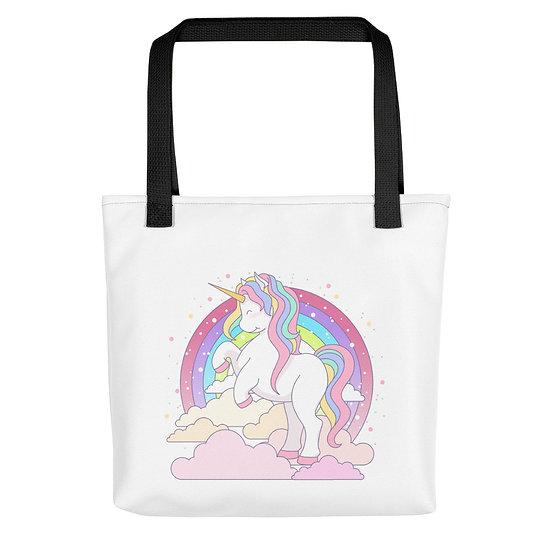 Kawaii Unicorn Tote bag