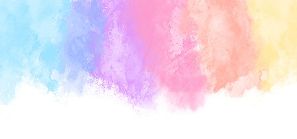 Rainbow Watercolor Background - Free PNG Images, Instant Download