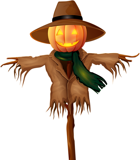 Funny Scarecrow Free PNG Images - Free Digital Image Download
