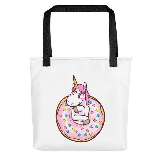 Wink Unicorn Tote bag