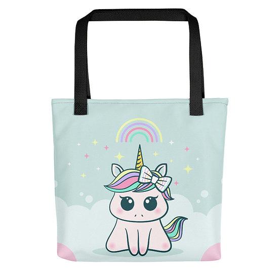 Cute Little Unicorn Tote bag