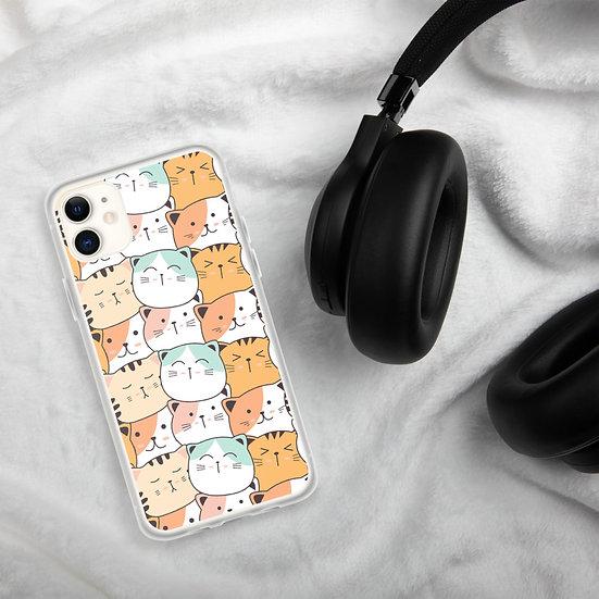 Kitten Pattern iPhone Cases for Cats Fan / Cat Lover1