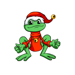 Christmas Frog Free PNG Images - Free Digital Image Download