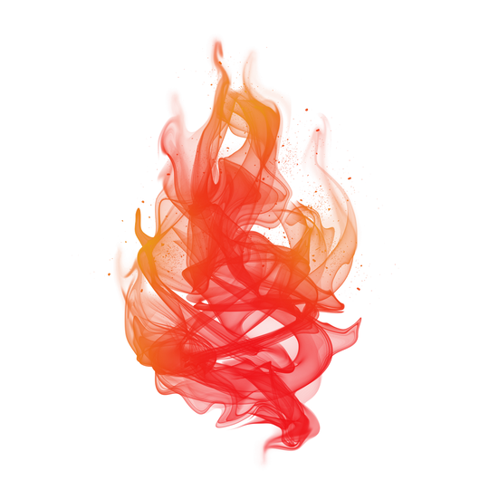Red Magical Fire Flame - Free PNG Images, Transparent Image Instant Download