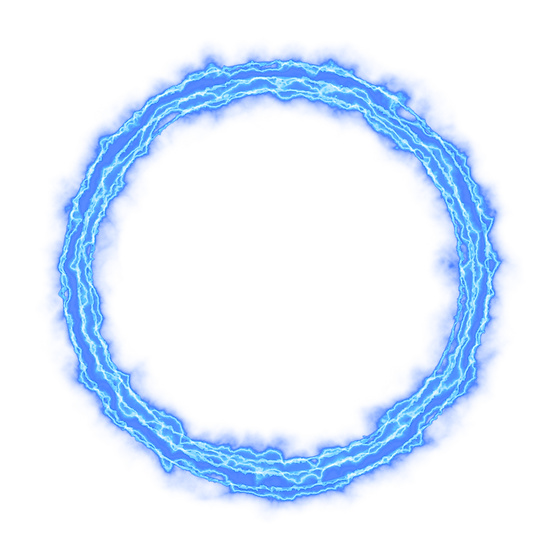 Electric Circle Clipart - Free PNG Images, Transparent Image Digital Download