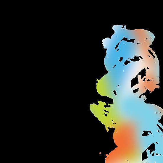 Color Smoke Illustration - Free PNG Images, Transparent Image Digital Download