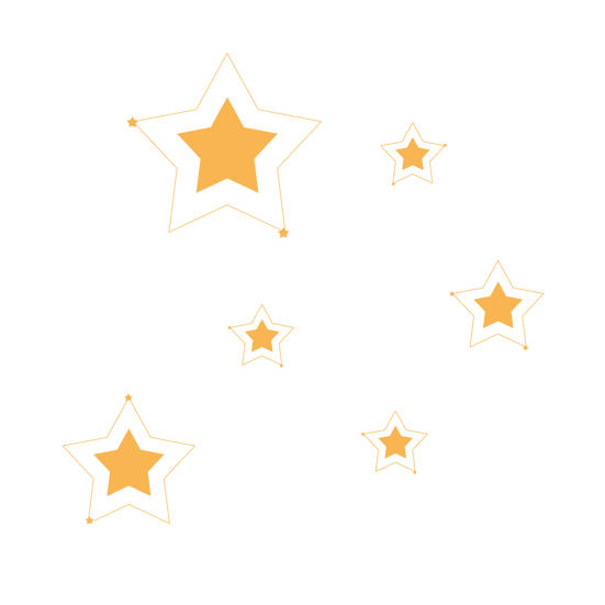 Outstanding Stars Clipart - Free PNG Images, Transparent Image Digital Download